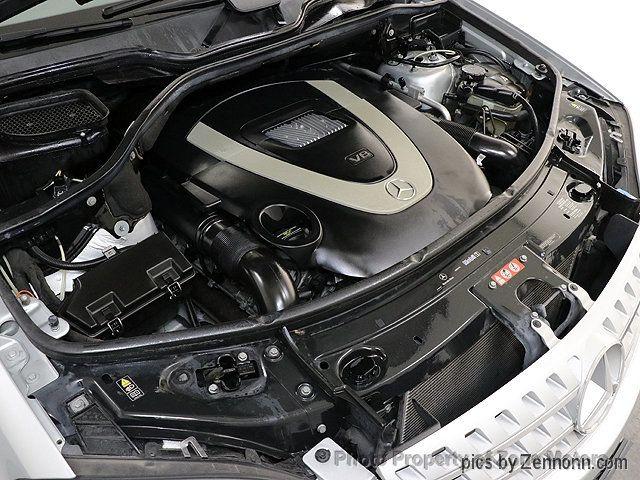 2008 Mercedes-Benz M-Class ML550 4MATIC 4dr 5.5L - 18238220 - 34