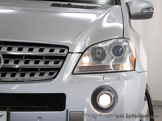 2008 Mercedes-Benz M-Class ML550 4MATIC 4dr 5.5L - 18238220 - 3