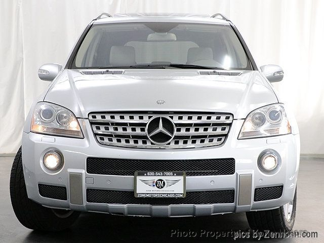 2008 Mercedes-Benz M-Class ML550 4MATIC 4dr 5.5L - 18238220 - 4