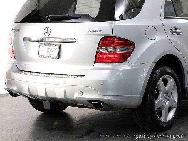 2008 Mercedes-Benz M-Class ML550 4MATIC 4dr 5.5L - 18238220 - 6
