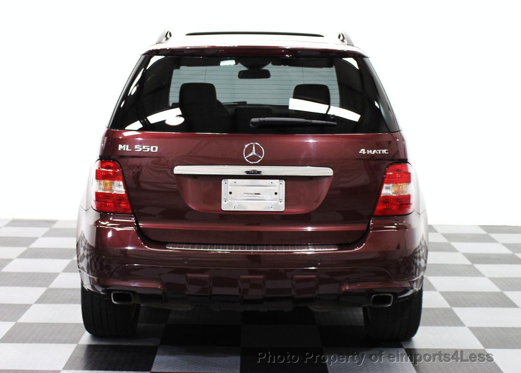 2008 used mercedes benz ml550 v8 4matic awd amg sport for 2008 mercedes benz ml350