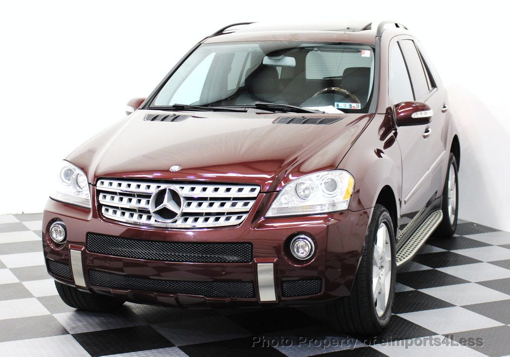 2008 used mercedes benz ml550 v8 4matic awd amg sport for Mercedes benz suv 2008 for sale