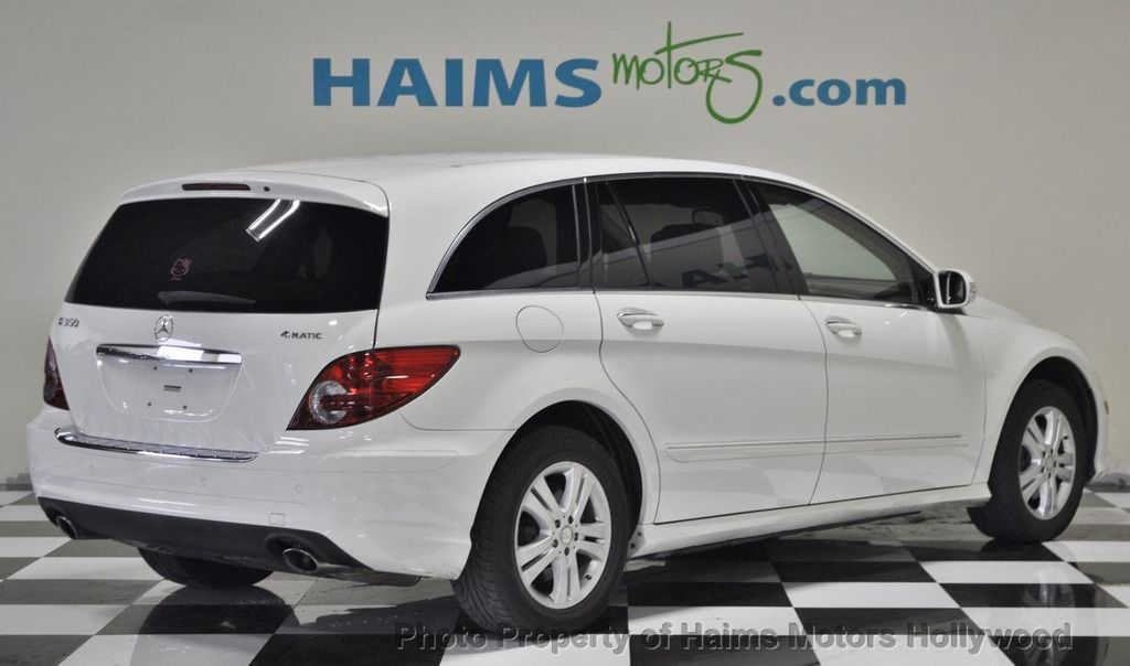 2008 used mercedes benz r class r350 4dr 3 5l 4matic at for Mercedes benz r class 2008