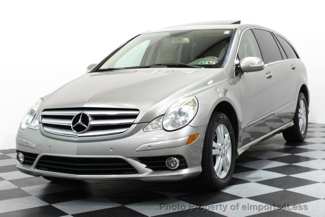 2008 used mercedes benz r class r350 4matic awd 7 for Used mercedes benz r class