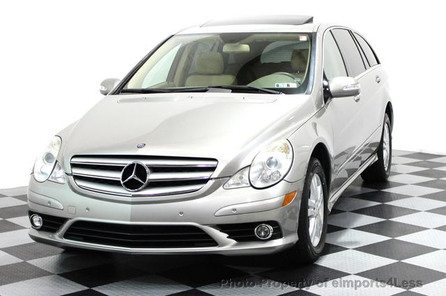 2008 used mercedes benz r class r350 4matic awd 7 for 2008 mercedes benz r class