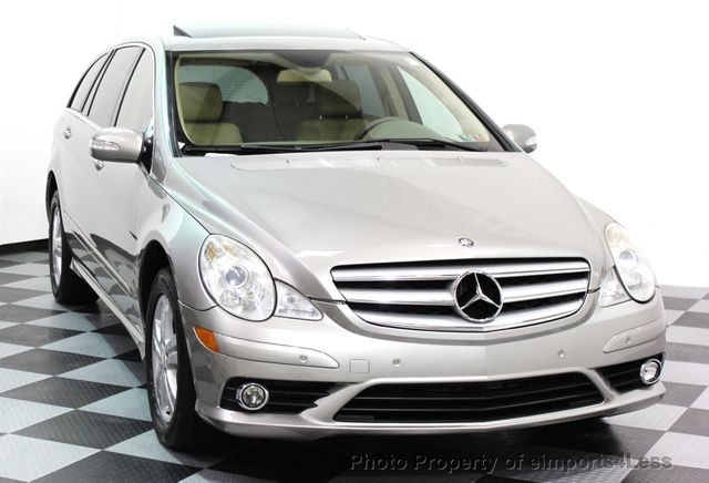 2008 used mercedes benz r class r350 4matic awd 7 for Mercedes benz r350 4matic