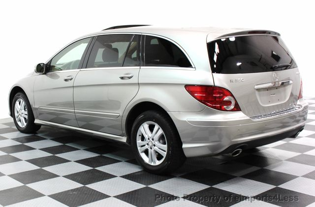 Superb 2008 Mercedes Benz R Class R350 4MATIC AWD 7 PASSENGER WAGON   16175349
