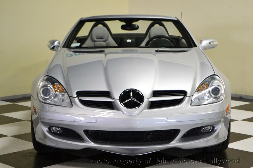 2008 used mercedes benz slk class at haims motors serving. Black Bedroom Furniture Sets. Home Design Ideas