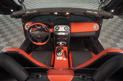 2008 Mercedes-Benz SLR McLaren SLR McLaren 2dr Roadster 5.5L - Click to see full-size photo viewer