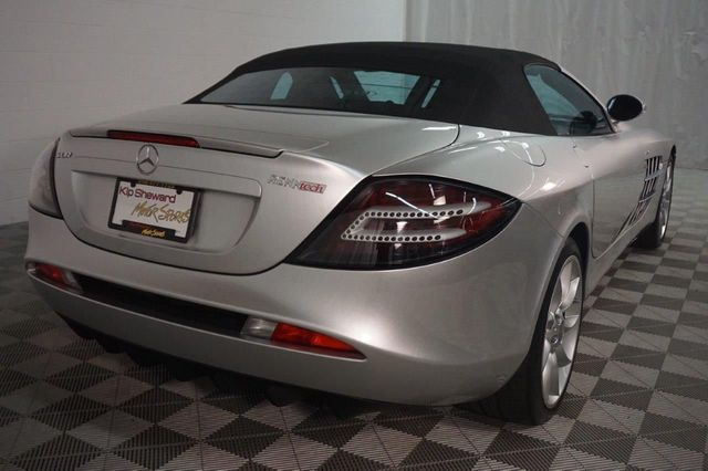 2008 Mercedes Benz Slr Mclaren Slr Mclaren 2dr Roadster 5 5l For Sale Novi Mi 300 000 Motorcar Com