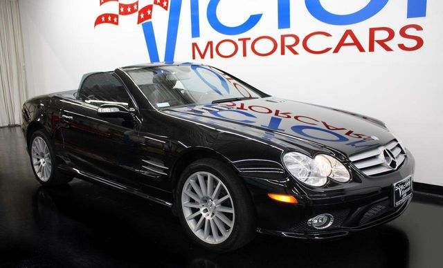 2008 Mercedes-Benz SL-Class SL550 2dr Roadster 5.5L V8 - Click to see full-size photo viewer