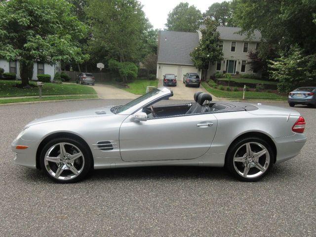 2008 Mercedes-Benz SL-Class SL550 2dr Roadster 5 5L V8 for Sale Voorhees,  NJ - $21,990 - Motorcar com