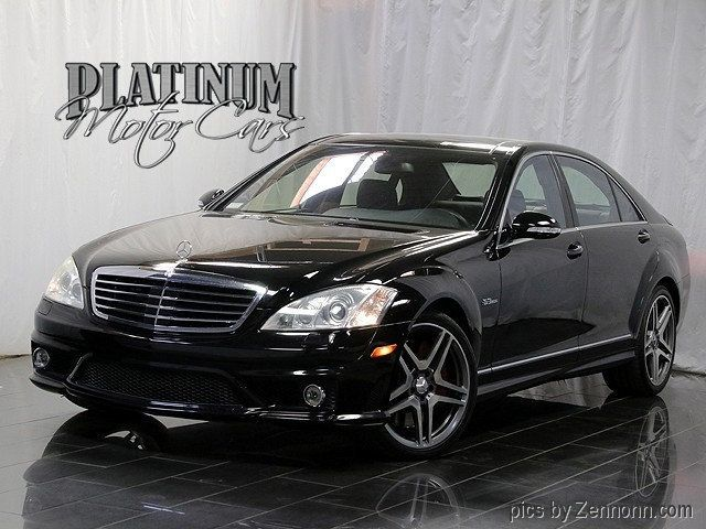 Verbazingwekkend 2008 Used Mercedes-Benz 4dr Sedan 6.3L V8 AMG RWD at Platinum KH-06