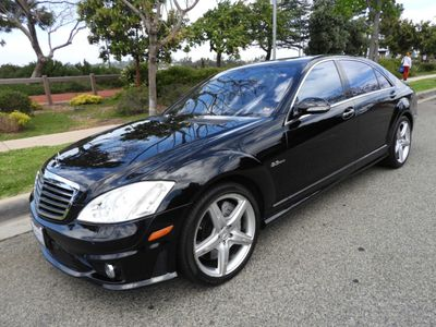 2008 Mercedes-Benz 4dr Sedan 6.3L V8 AMG RWD