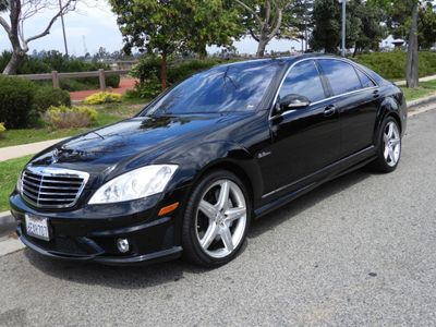 2008 Mercedes-Benz  4dr Sedan 6.3L V8 AMG RWD - Click to see full-size photo viewer