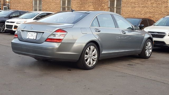 2008 Used Mercedes-Benz S-Class S550 4dr Sedan 5 5L V8 4MATIC at Saw Mill  Auto Serving Yonkers, Bronx, New Rochelle, NY, IID 18516269