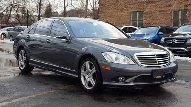 Mercedes Benz New Rochelle >> 2008 Used Mercedes-Benz S-Class S550 4dr Sedan 5.5L V8 ...