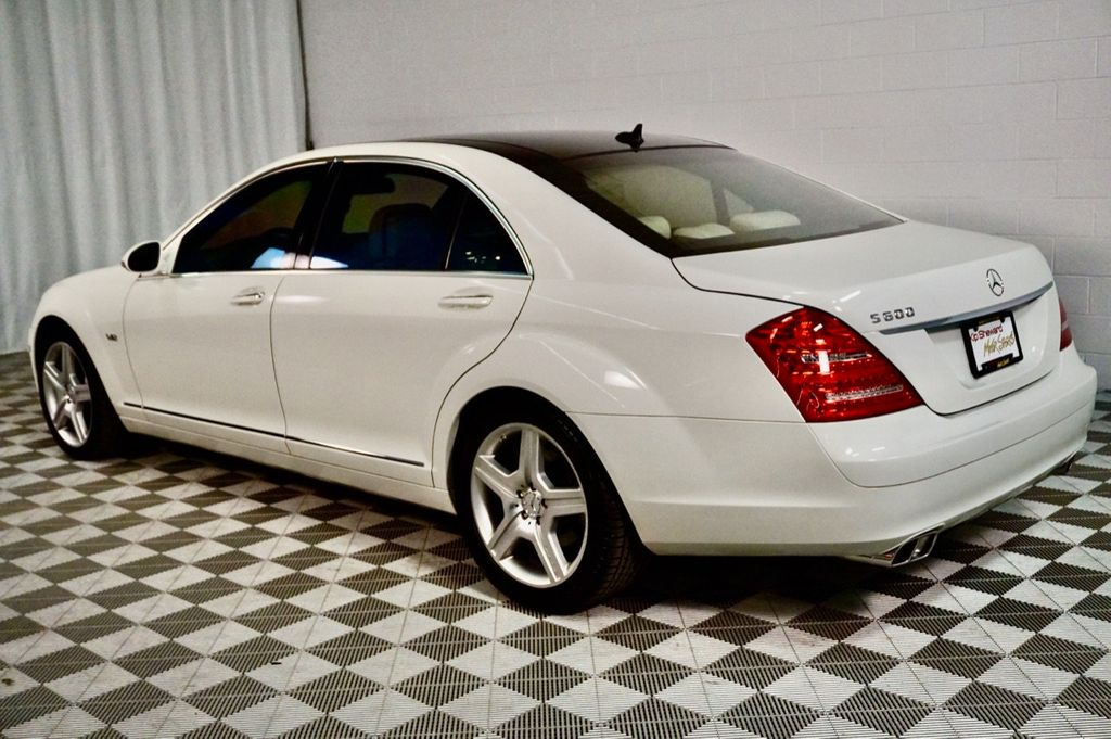2008 Mercedes-Benz S-Class S600 4dr Sedan 5.5L V12 RWD - 17432385 - 1