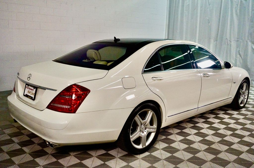 2008 Mercedes-Benz S-Class S600 4dr Sedan 5.5L V12 RWD - 17432385 - 2