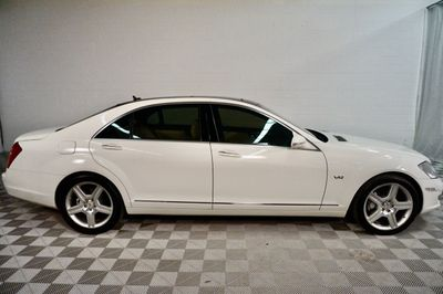 2008 Mercedes-Benz S-Class S600 4dr Sedan 5.5L V12 RWD - Click to see full-size photo viewer