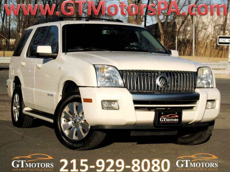 2008 Mercury Mountaineer AWD 4dr V6 - 19733925 - 0