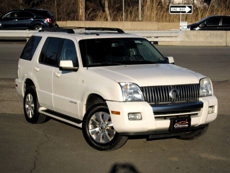 2008 Mercury Mountaineer AWD 4dr V6 - 19733925 - 1