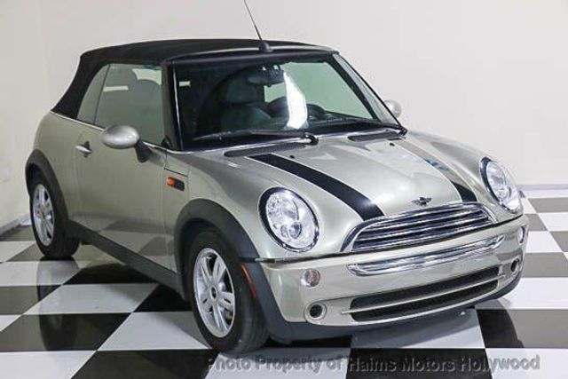 2008 Mini Cooper Convertible 2dr 12272944 3