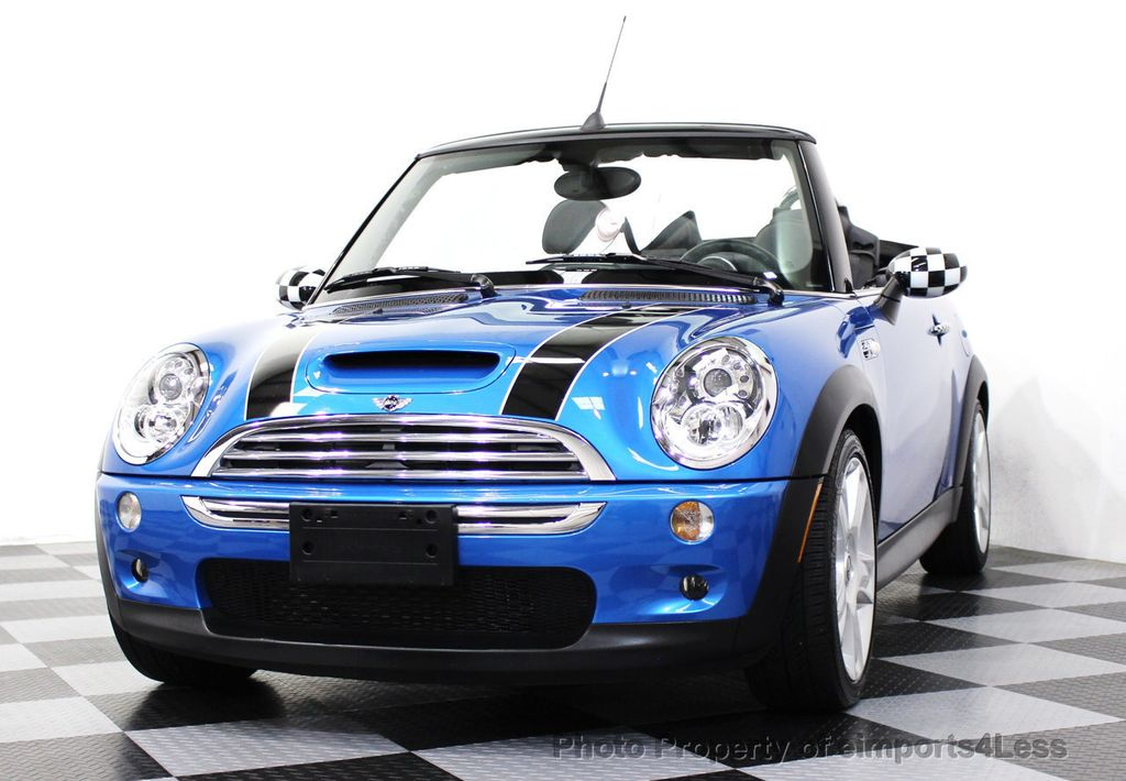 2008 used mini cooper convertible certified mini cooper s. Black Bedroom Furniture Sets. Home Design Ideas