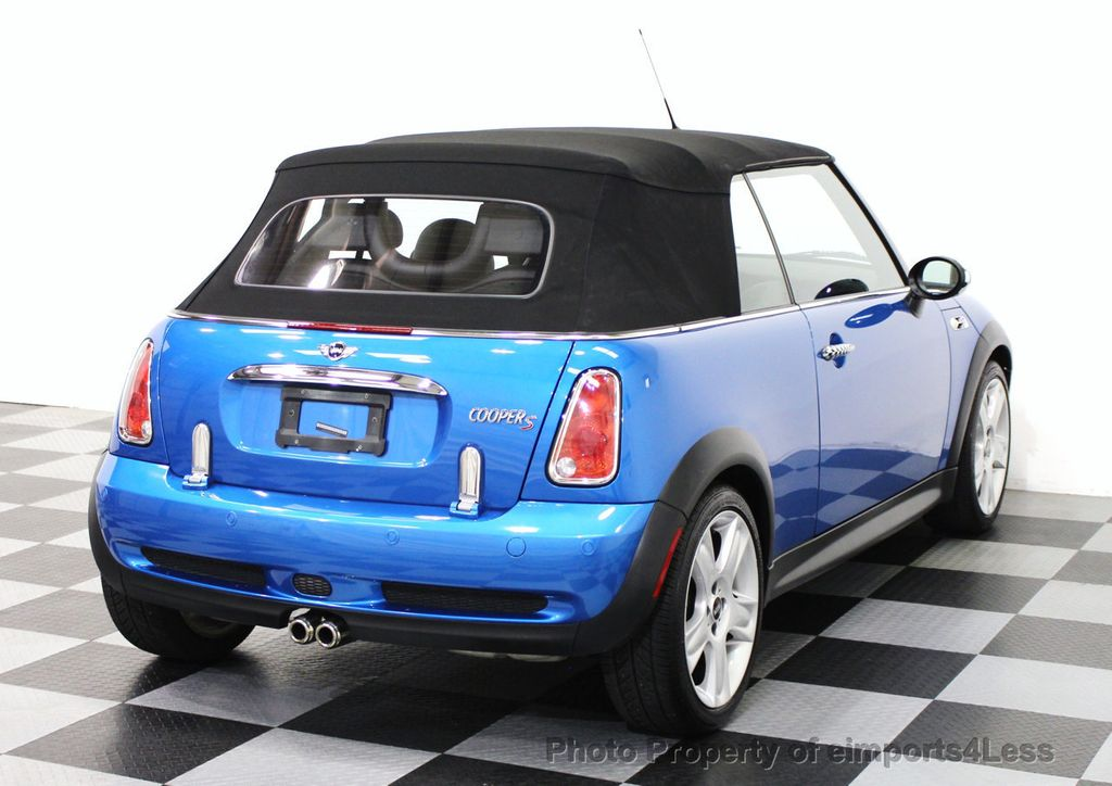 2008 used mini cooper convertible certified mini cooper s convertible 6 speed at eimports4less. Black Bedroom Furniture Sets. Home Design Ideas