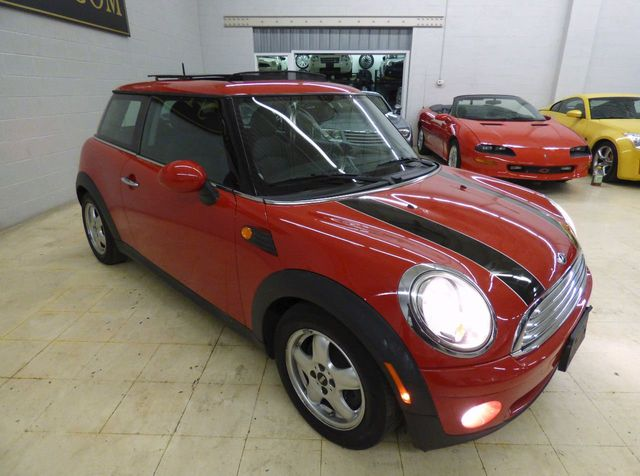 2008 MINI Cooper Hardtop 2 Door  - Click to see full-size photo viewer