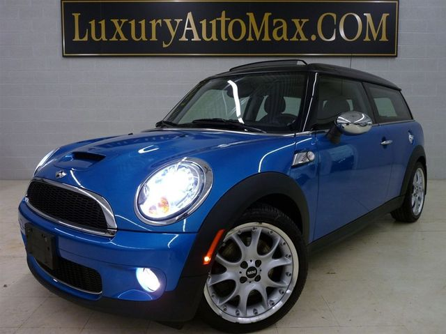 2008 Used Mini Cooper S Clubman Clubman At Luxury Automax Serving