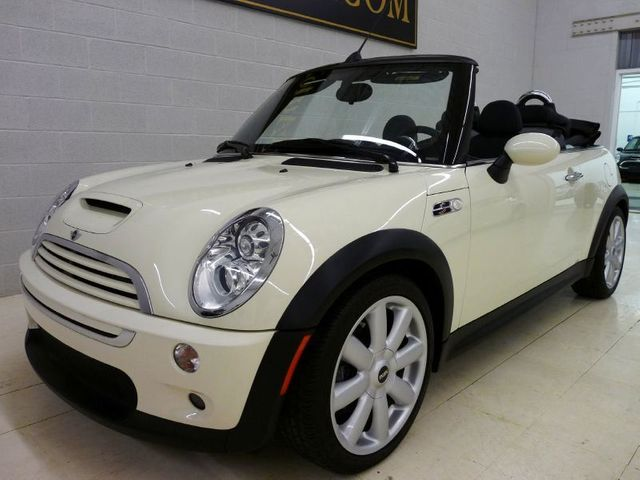 2008 Mini Cooper S Convertible Click To See Full Size Photo Viewer