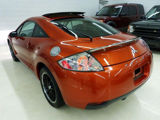 2008 used mitsubishi eclipse se at luxury automax serving