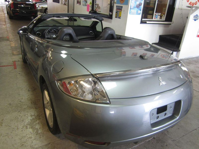 2008 used mitsubishi eclipse spyder / gs / convertible at contact us