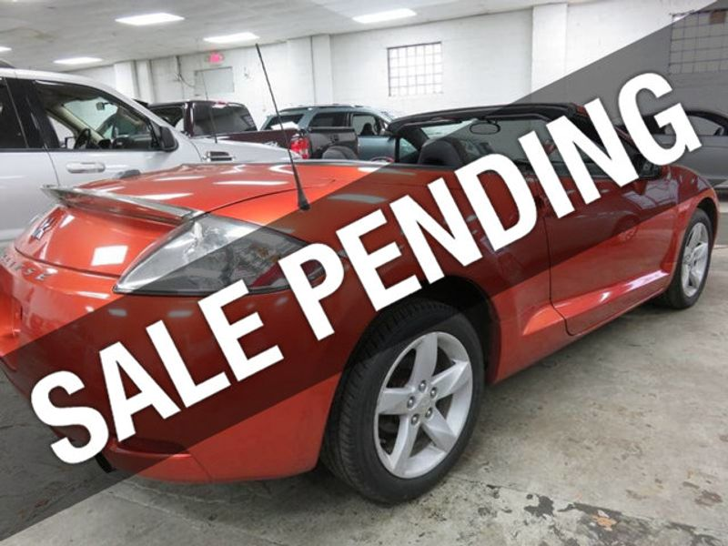 2008 Used Mitsubishi Eclipse SPYDER / GS / CONVERTIBLE at Contact Us ...