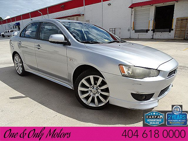 Used Mitsubishi Lancer >> 2008 Used Mitsubishi Lancer Gts At One And Only Motors Serving
