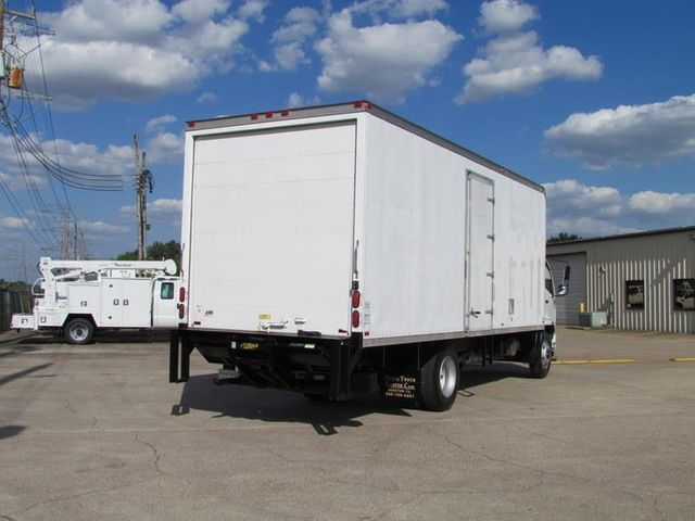 2008 Used Mitsubishi Fuso FK260 Box Truck at Texas Truck Center Serving  Houston, TX, IID 13166553