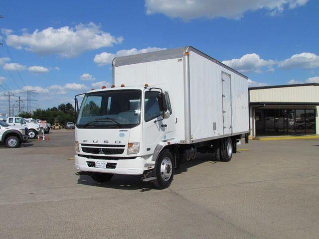 2008 Used Mitsubishi Fuso FK260 Box Truck at Texas Truck Center Serving  Houston, TX, IID 13166553