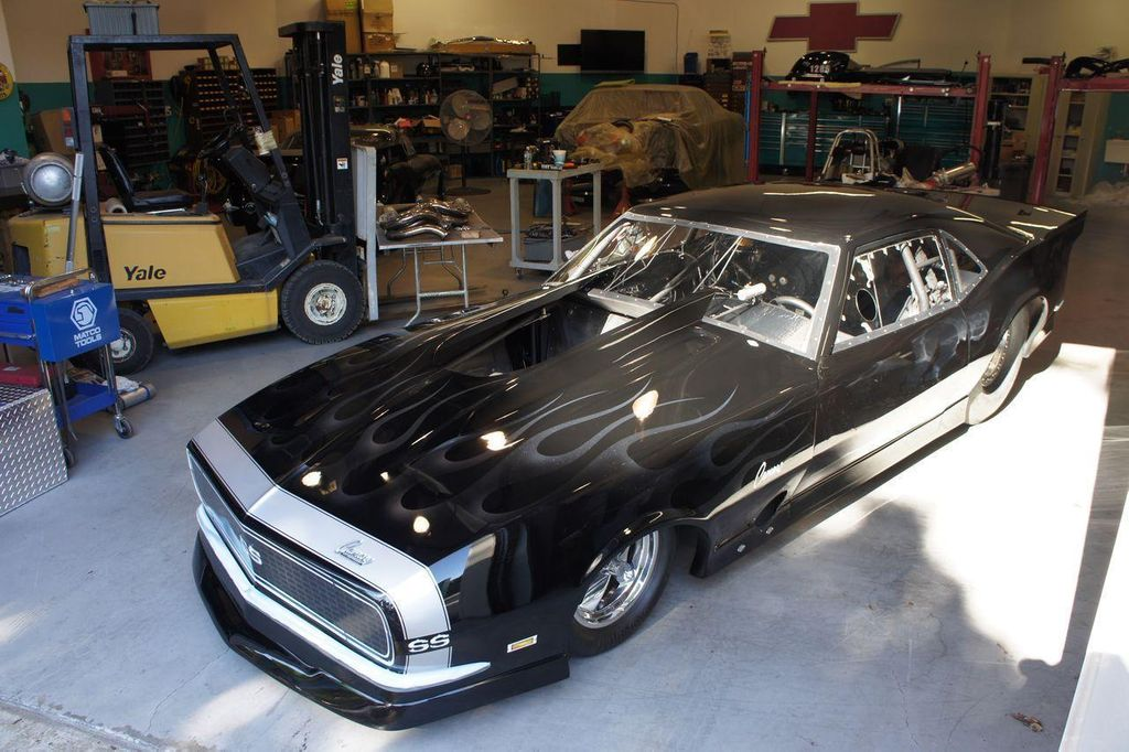 2008 Montana Brothers Pro Chassis Designs Camaro Pro Mod For Sale - 11196637 - 7
