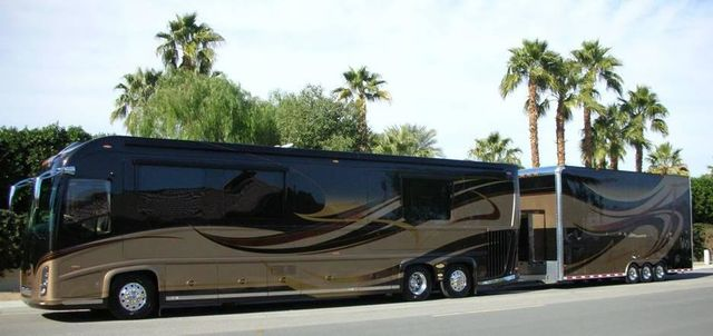 2008 Newell 45' Bath and a Half Coach #1245