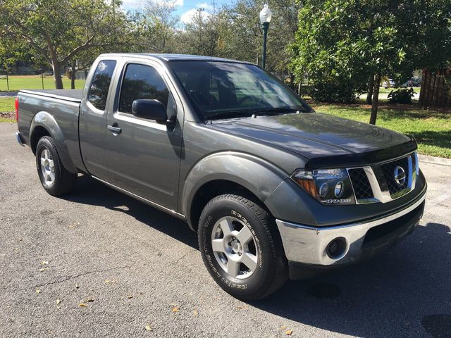 2008 Nissan Frontier 2wd King Cab V6 Automatic Se Click To See Full Size