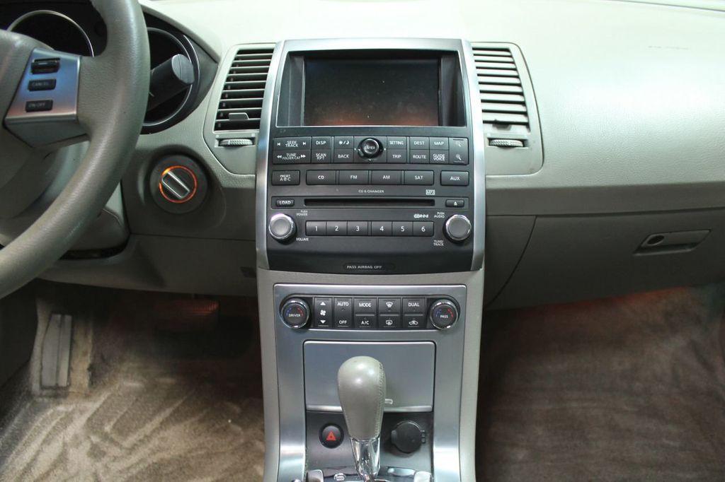 2008 Nissan Maxima 4dr Sedan CVT 3.5 SE   16629874   21