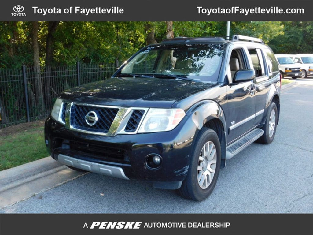 2008 used nissan pathfinder 2wd 4dr v8 le at toyota of 2008 nissan pathfinder 2wd 4dr v8 le 16767545 0 vanachro Image collections