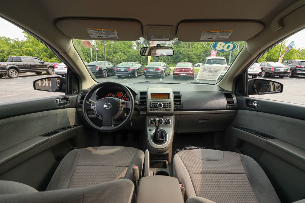 2008 Nissan Sentra 4dr Sedan I4 Manual 2.0 S - 18501244 - 16