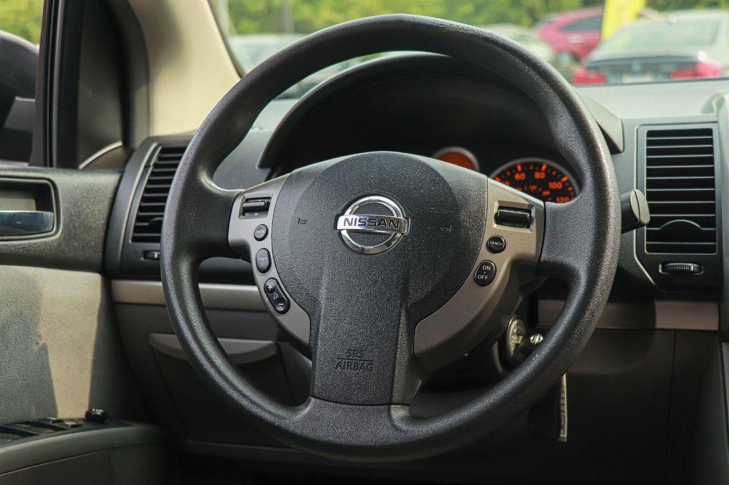 2008 Nissan Sentra 4dr Sedan I4 Manual 2.0 S - 18501244 - 17
