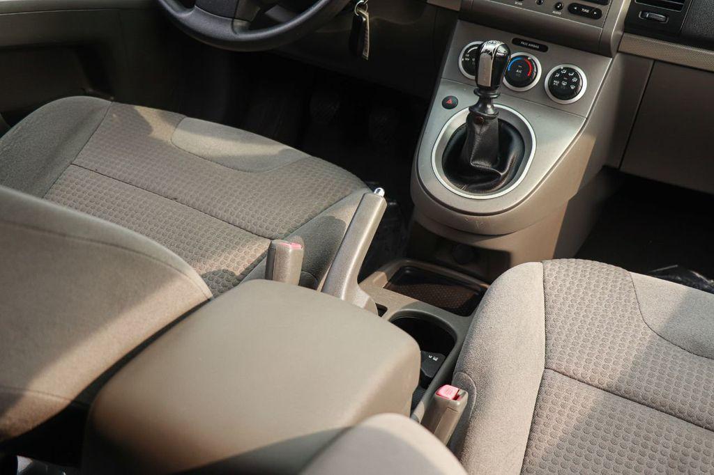 2008 Nissan Sentra 4dr Sedan I4 Manual 2.0 S - 18501244 - 21