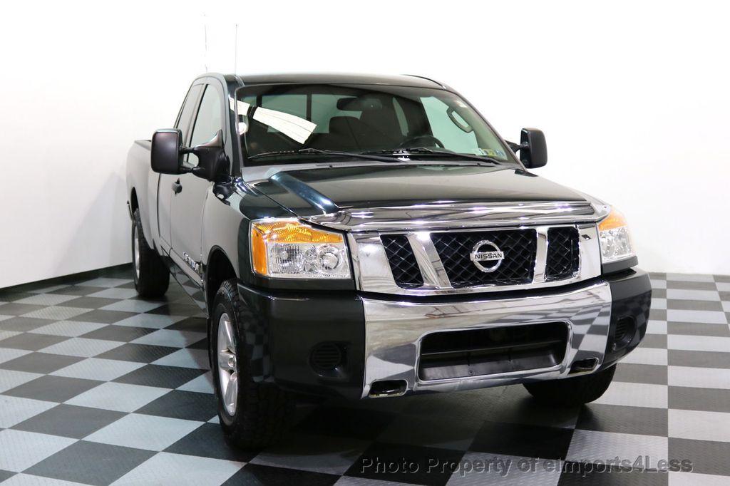 2008 Nissan Titan TITAN SE 5.6L V8 4WD ECXTENDED CAB LONG BED - 17323854 - 13