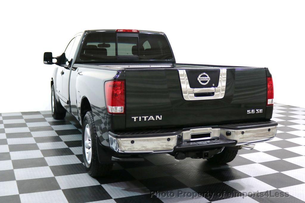 2008 Nissan Titan TITAN SE 5.6L V8 4WD ECXTENDED CAB LONG BED - 17323854 - 14