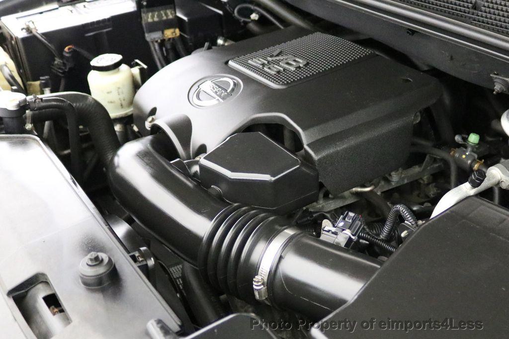 2008 Nissan Titan TITAN SE 5.6L V8 4WD ECXTENDED CAB LONG BED - 17323854 - 17