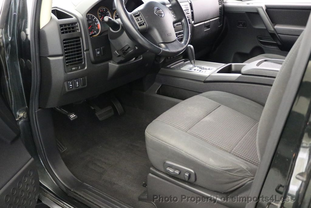 2008 Nissan Titan TITAN SE 5.6L V8 4WD ECXTENDED CAB LONG BED - 17323854 - 27
